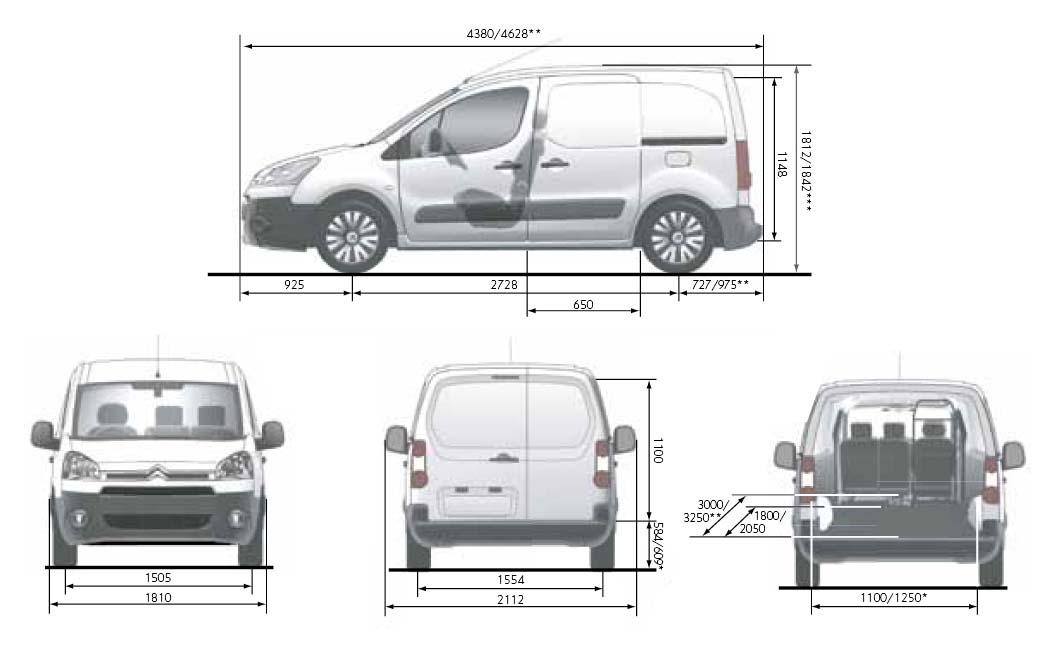 citroen-berlingo-dimenzije-vozila